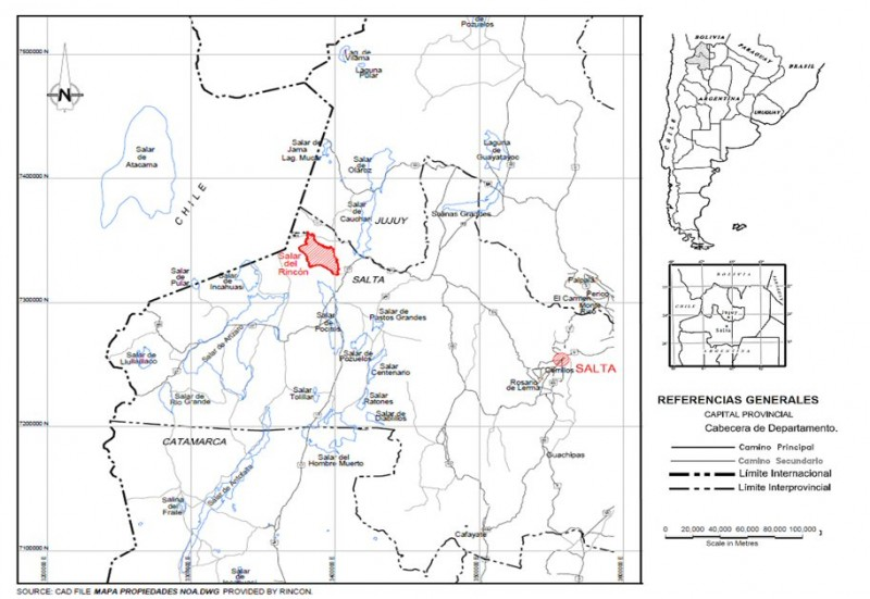 Enirgi Group Announces Positive Results of Definitive Feasibility Study for Salar Del Rincon Lithium Project