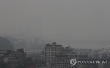 S. Korea to Inject 5 Trillion Won to Tackle Fine Dust by 2020