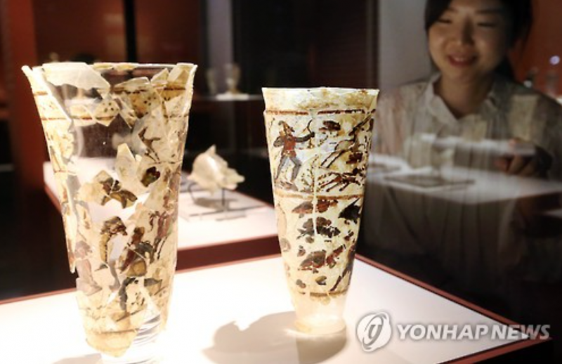 Korea Introduces Afghan Gold Culture