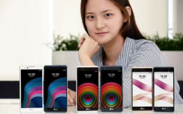 LG Unveils its Latest Budget Smartphones