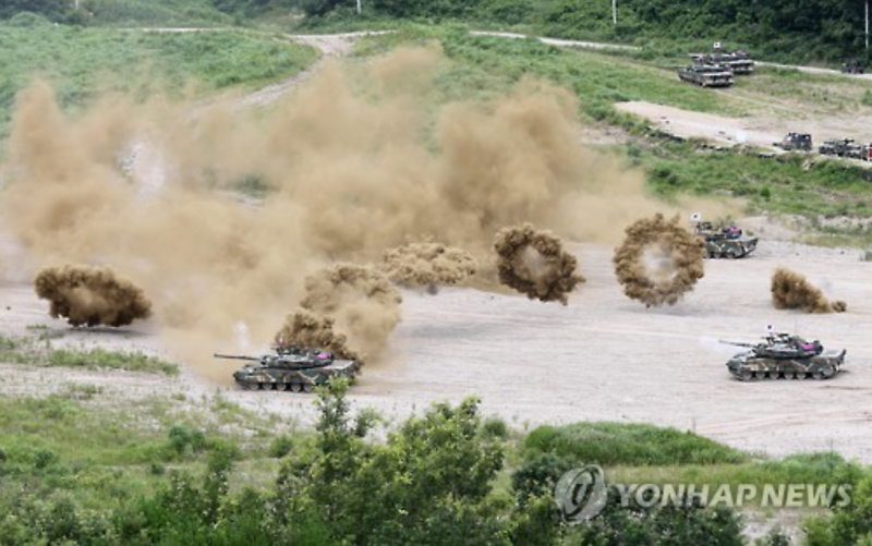Korean and American Forces Team Up for Joint Marine Infiltration Exercise