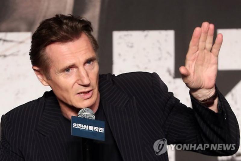 Liam Neeson Stars in Korean War Blockbuster 'Operation Chromite'