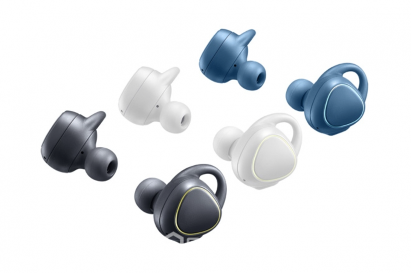 Samsung Launches Gear IconX Wireless Earbuds