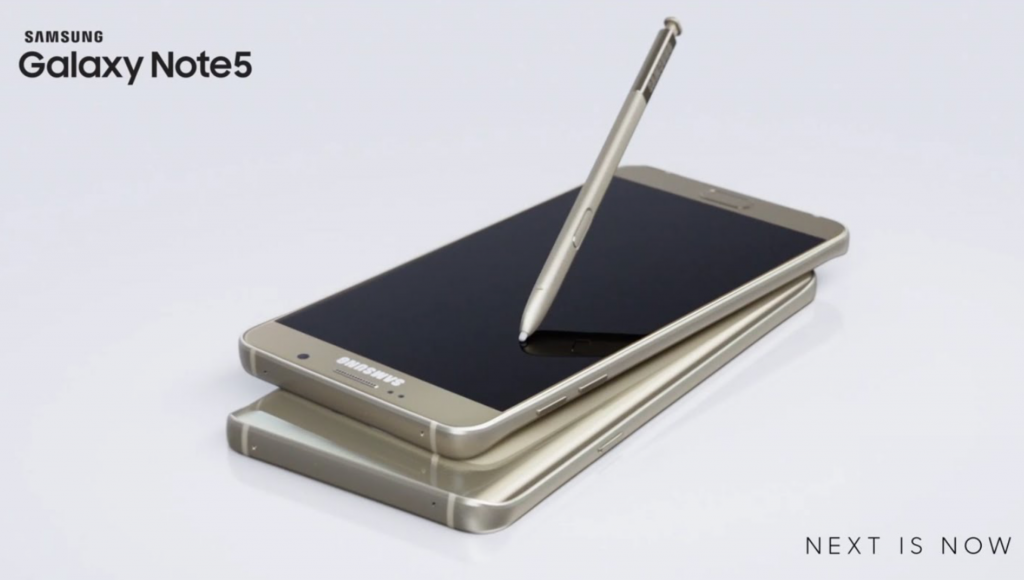 While the Galaxy series tends to be more popular with the older generation and iPhones with younger people, the Galaxy Note series has been less susceptible to popularity among specific demographics.