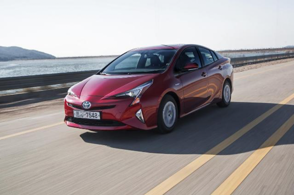 4th Generation Prius. (image: Toyota)