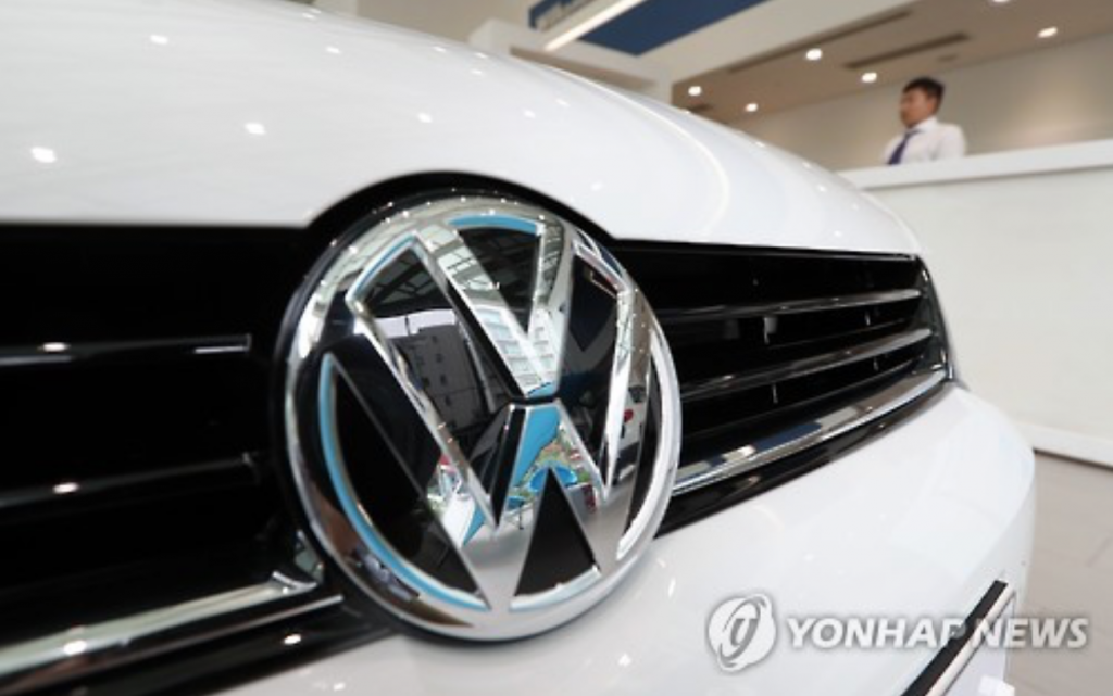 Such a decline, however, comes mostly from large cuts in imports of Audi and Volkswagen vehicles that are suspected of passing the local authentication process with fabricated test results on emissions, noise level or fuel efficiency. (image: Yonhap)