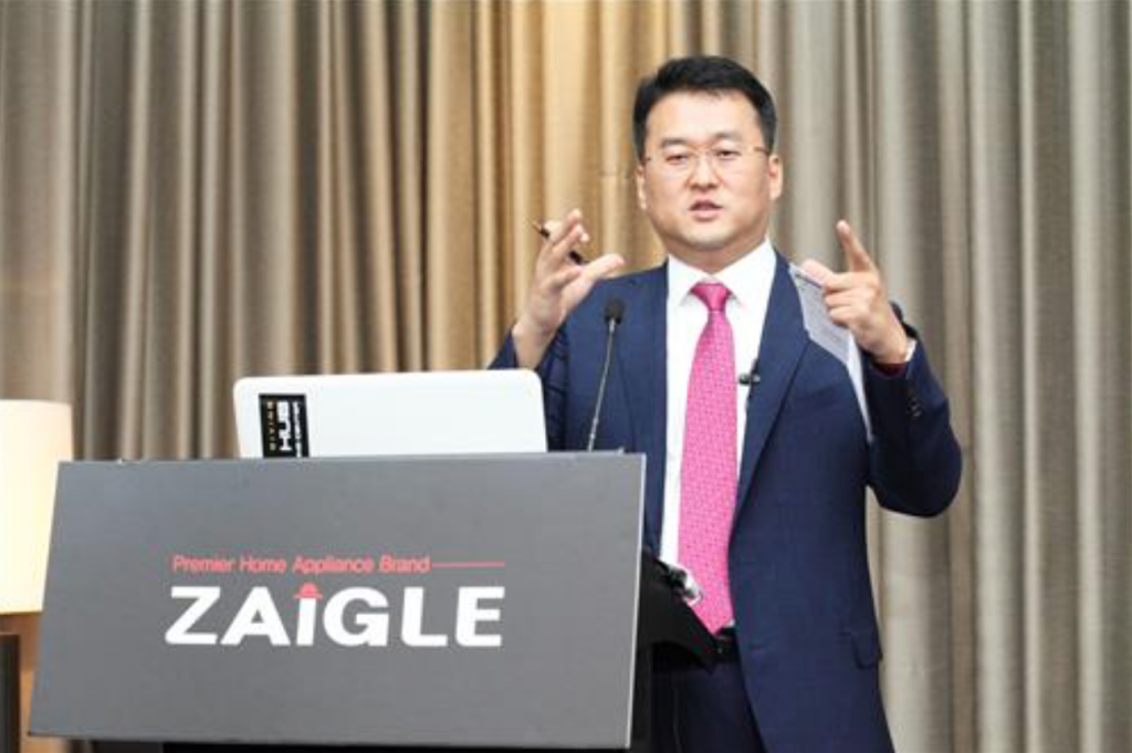 """""""There are foreign buyers who focus on the 'Korean Premium' and tend to demand products that are already popular in the Korean market,"""" said Lee. (image: ZAIGLE)"""