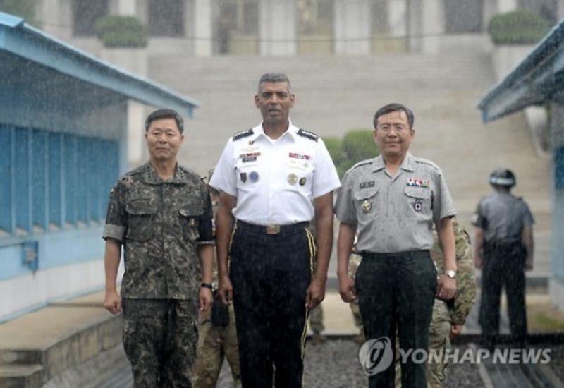Two Koreas Celebrate 'Armistice Day'