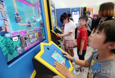 Google Play Arcade Opens at DDP