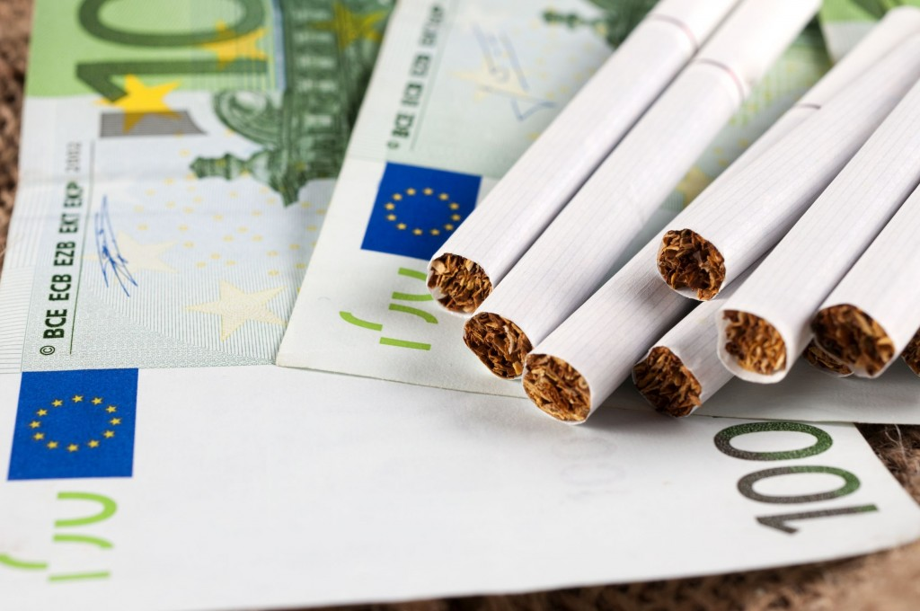 Korea, which was ranked 12th for its cigarette tax ratio, was also among the lower ranking countries (27th). (image: KobizMedia/ Korea Bizwire)