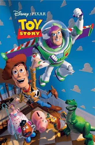 Movie 'Toy Story' Poster. (image: Disney Korea)