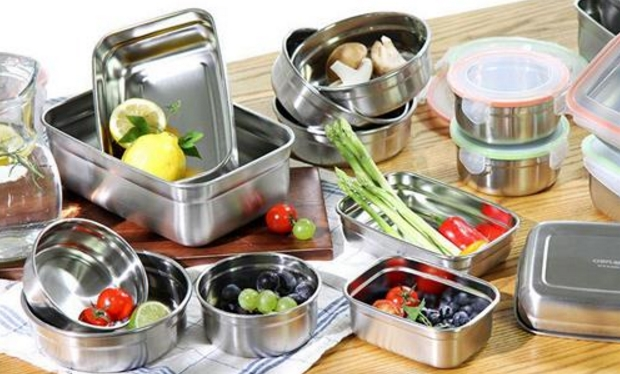 Stainless steel products do not rust or stain easily, and leach fewer environmentally hazardous substances compared to products made of plastic or glass. (image: Yonhap)