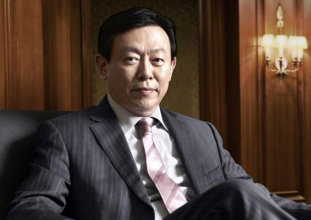 Shin Dong-bin, Chairman of Lotte Group. (image: Lotte)