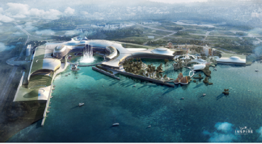 Inspire Integrated Resort Signs Land Agreement with Incheon Airport