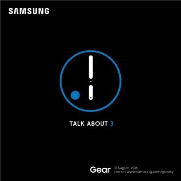 Samsung to Unveil Gear S3 Smartwatch This Month