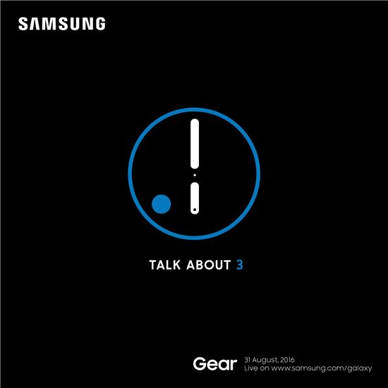 Samsung to Unveil Gear S3 Smartwatch This Month