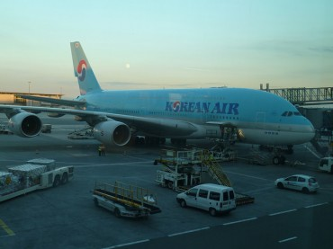 S. Korean Airlines Cut Emissions by 287,000 Tons in H1