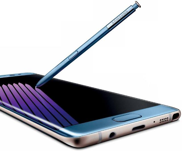 The Galaxy Note 7 is likely to sell better than its predecessors, which may help the world's largest maker of smartphones log decent earnings in the current quarter, industry sources said. (image: Samsung Electronics)