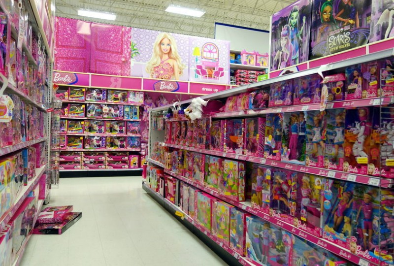 More Male Customers Purchase Toys: Data