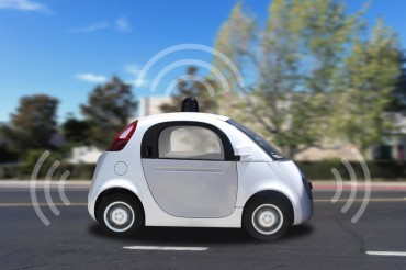 S. Korea Begins Development of Test Bed for Self-Driving Cars
