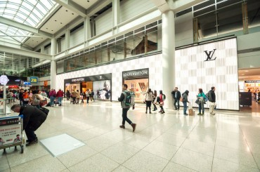 KT&G Tops Louis Vuitton in Airport Duty Free Sales