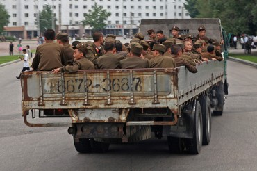 The Deteriorating Livelihood of North Korean Soldiers