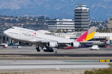 Analysts Cast Rosy Outlook for Asiana Airlines