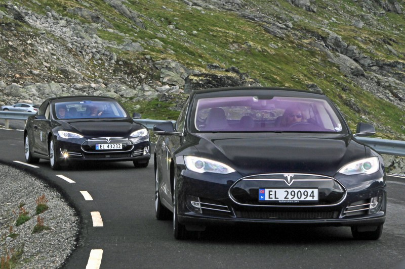 Tesla Motor to Open First Dealership in S. Korea