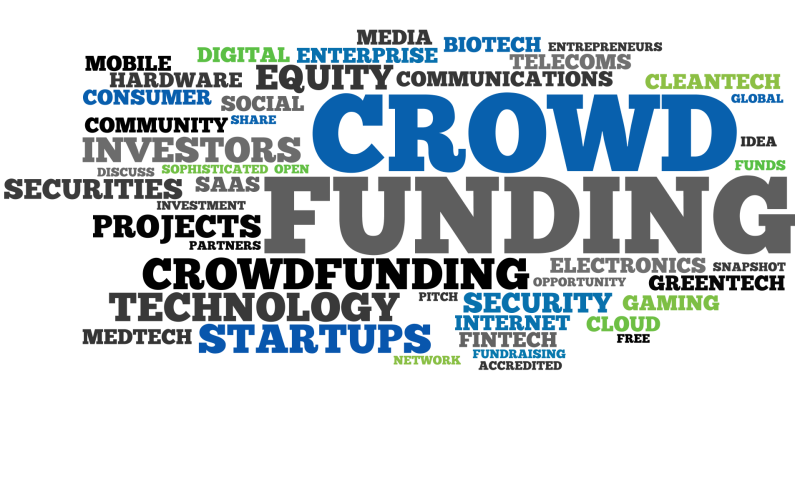 Also referred to as crowdinvesting, equity crowdfunding is the online offer of unlisted shares and corporate bonds to a group of investors. In January, South Korea adopted the new model of raising money from the public through the Internet and social media. (image: Wikimedia)