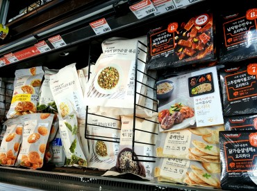 Single-Person Households Boost Popularity of Frozen Food