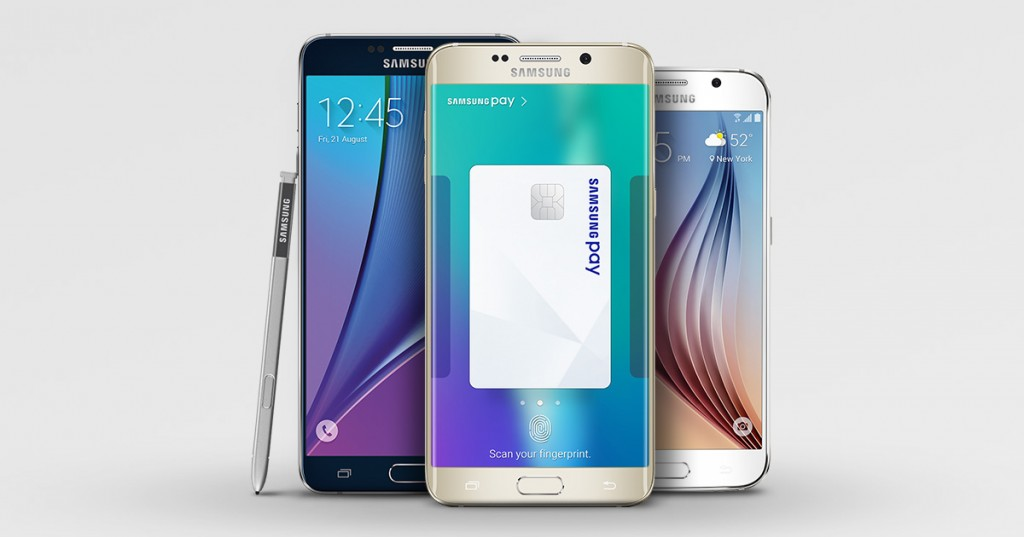 Samsung Pay has forged partnerships with some 440 banks worldwide and major payment networks such as American Express and China UnionPay, the company said.  (image: Samsung)