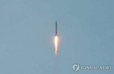 N.K. Launches Ballistic Missile: S. Korean Military