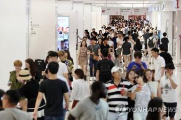 Heat Wave Boosts Retail Sales