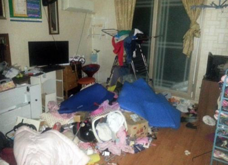 Four Children Rescued from Trash-Filled Apartment