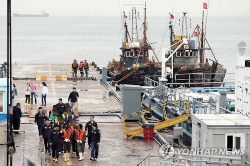 N. Korea Sold Fishing Rights in East Sea to China: Gov't Source