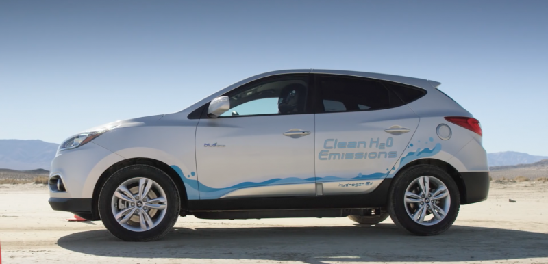 Fuel Cell Vehicles a Possible Solution to Fine Dust Problem: Study