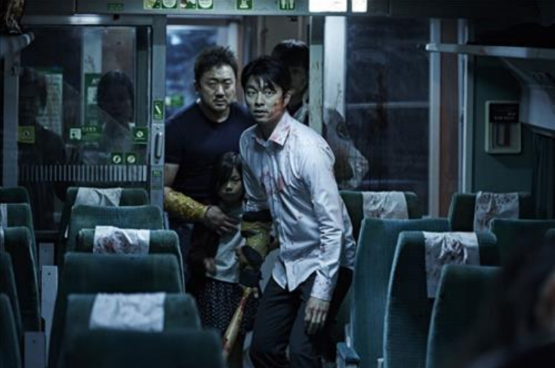 'Train to Busan,' 11th Most-Viewed Film in Korea: Data