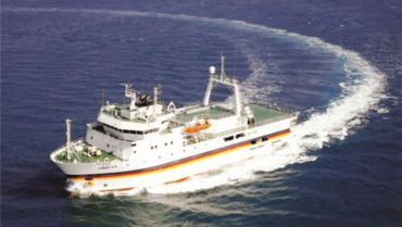 Korea's Only Geophysical Survey Vessel Prepped for New Missions