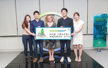 Korean Startup Wins Bayer-Hosted Contest with Smartphone Ovulation Predictor