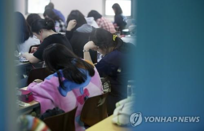 Gov't Cracks down on Hundreds of Cram Schools Illegally Operating in Seoul