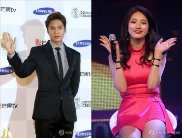 Lee Min-Ho, Suzy Shut out Breakup Rumors