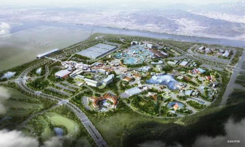 S. Korea's Universal Studios Plan Hits Snag over Funding