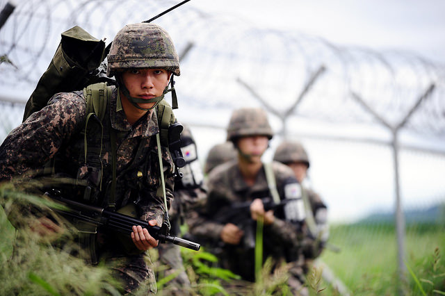 According to a Military Manpower Administration official, the taskforce is expected to meet regularly once or twice monthly to discuss ways to improve the military service exemption system. (image: Flickr/ Republic of Korea Armed Forces)