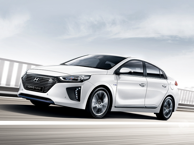 S. Korean Hybrid Cars Overtake German Competitors in H1
