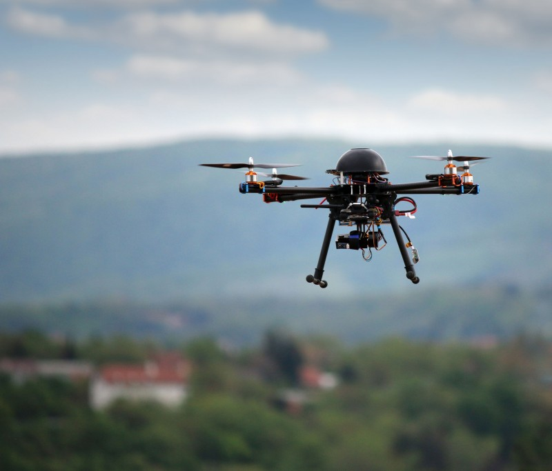 Government Operating Chinese Drones Despite Promises to Nurture Domestic Industry