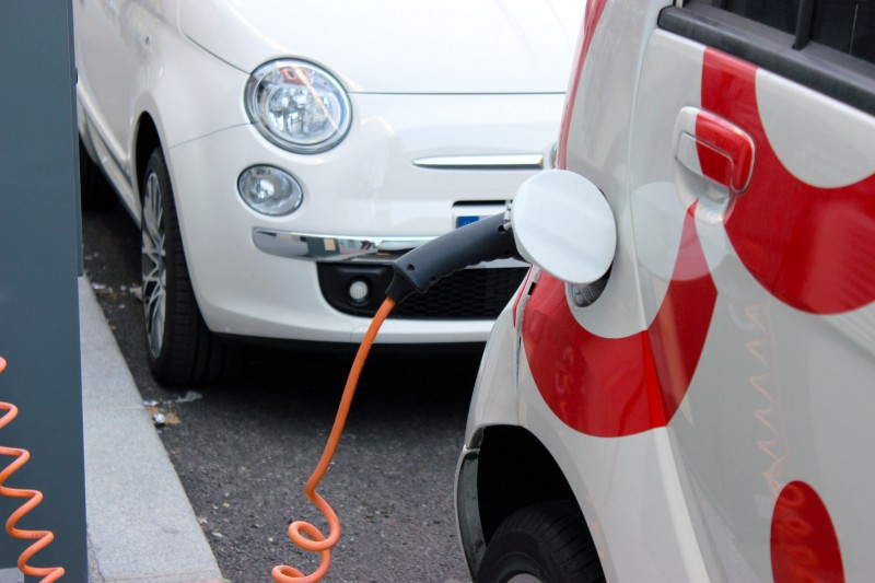 Government to Subsidize EV Charging Stations
