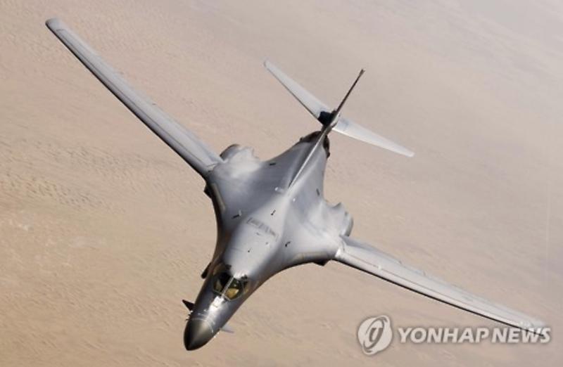 U.S. Deploys B-1B Bombers amid Tension with North Korea