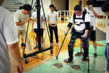 Cybathlon 2016 to Feature Korean Iron Man with Leg Paralysis