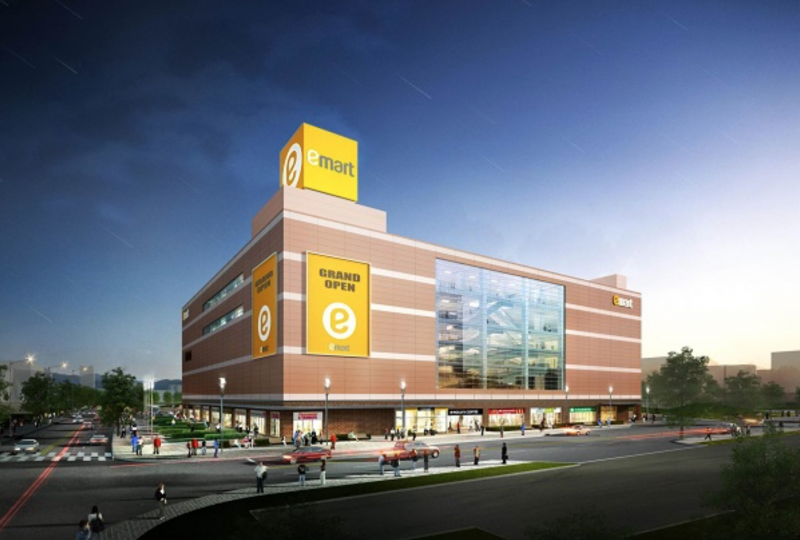 E-Mart to Invest US$200 Million in Ho Chi Minh City