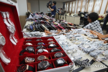 High-end Knockoff Retailers Busted in Seoul's Busiest Tourist District